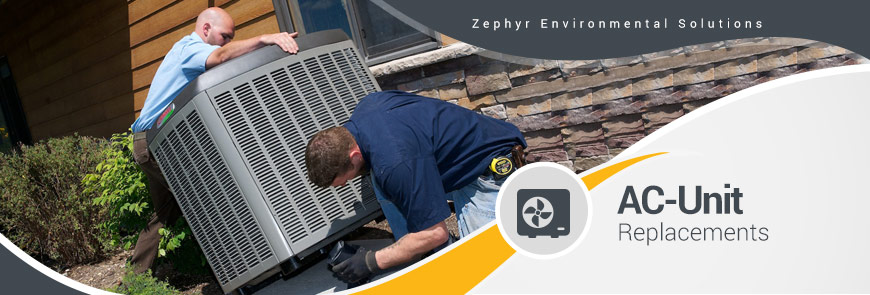 Air Conditioning Unit Replacements in Charlottesville, Albemarle, and Central VA